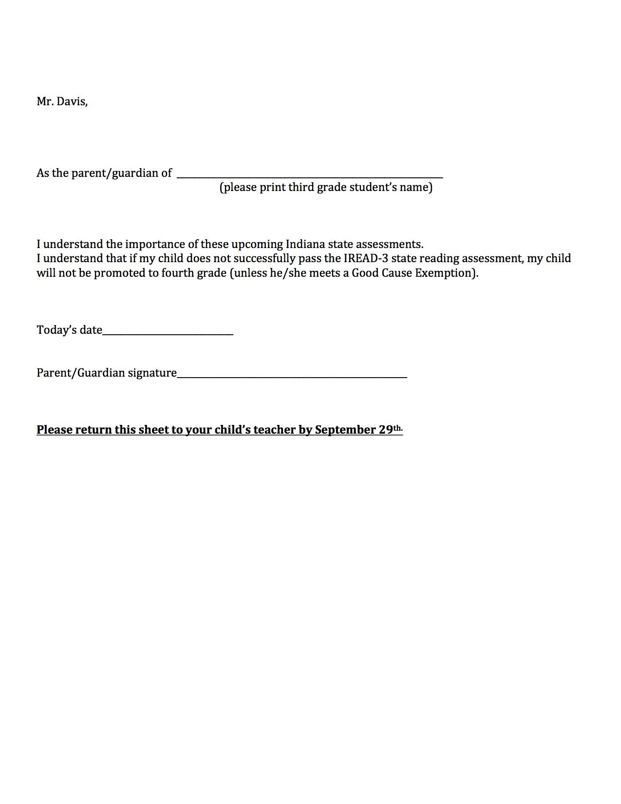 intro letter
